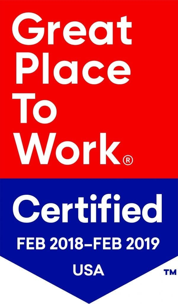 Gurwin is a Great Place to Work Certified