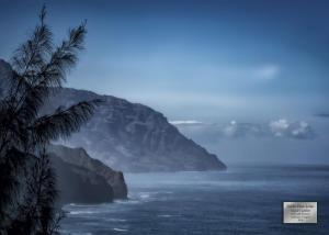 Deidre Elzer Napali Coastline HM Landscape
