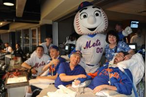 mr met and scotts family